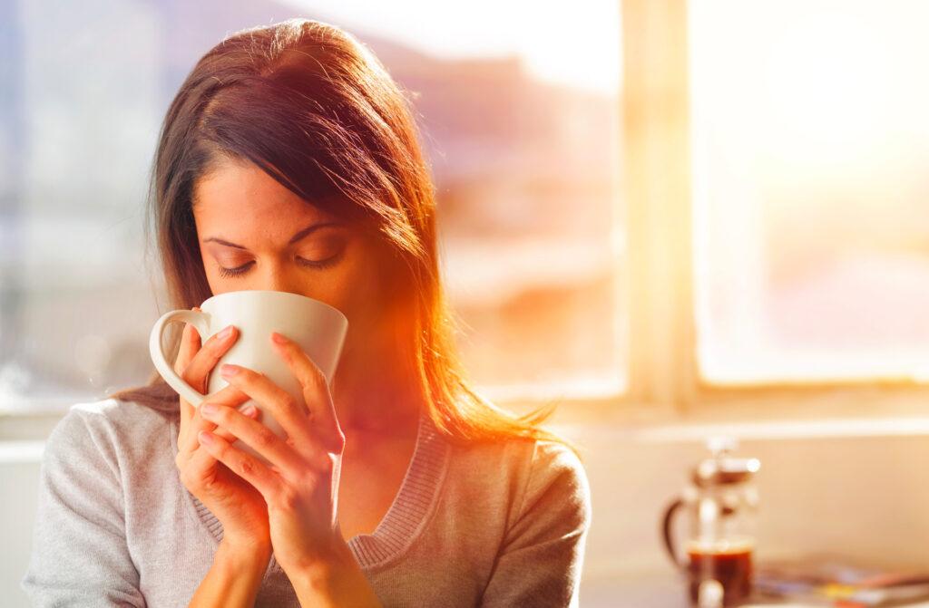 Coffee Kickstart Your Day