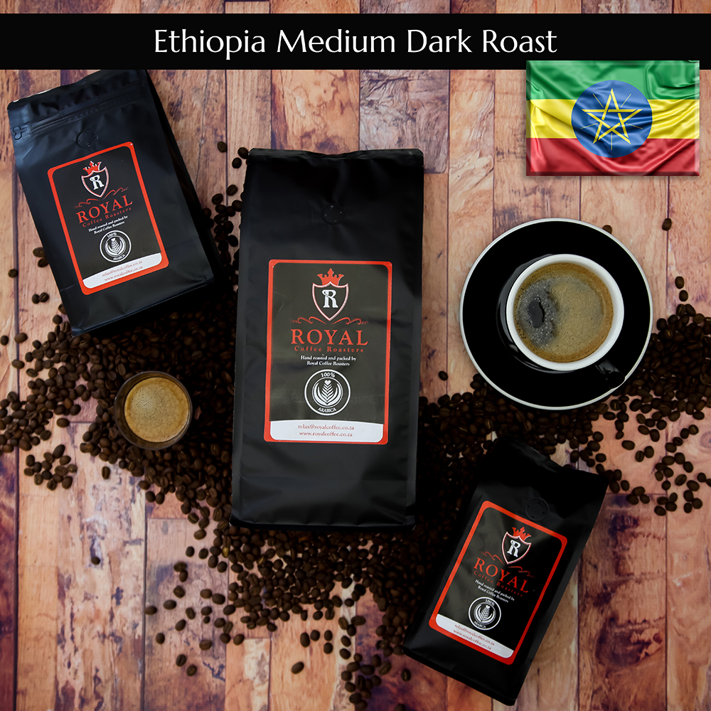 Royal Coffee Roasters || Ethiopia Medium Dark Roast