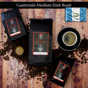 Royal Coffee Roasters || Guatemala Medium Dark Roast