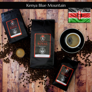 Royal Coffee Roasters || Kenya Blue Mountain