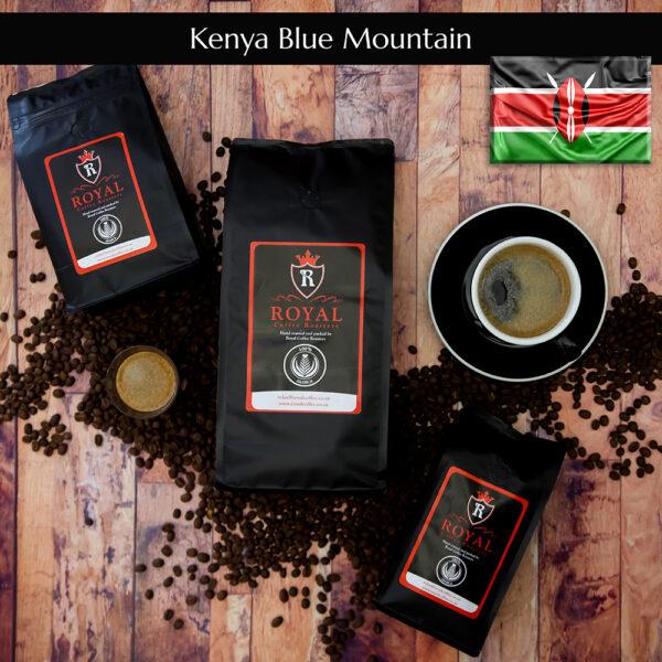 Royal Coffee Roasters || Kenya Blue Mountain