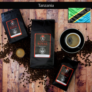 Royal Coffee Roasters || Tanzania