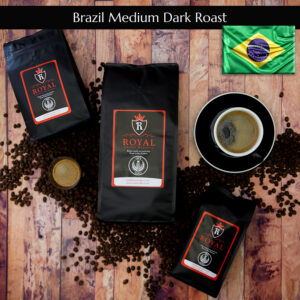 Royal Coffee Roasters || Brazil Medium Dark Roast